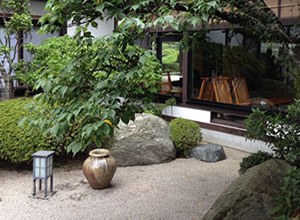 ガーデンスペース・坪庭